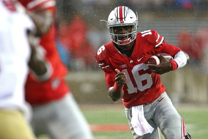 Rutgers has rough day against No.2 Ohio State