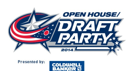 Blue Jackets to host 2014 NHL Draft Party on June 27 at Nationwide