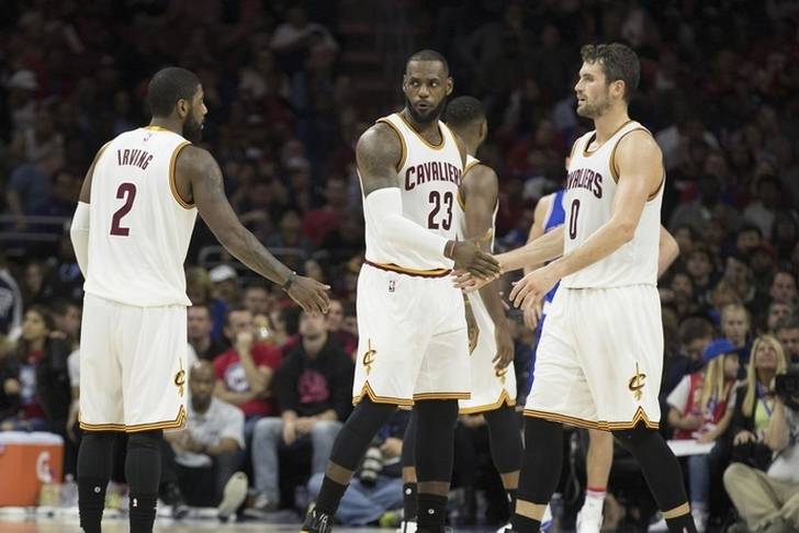 Cavs' Kevin Love: We're defending champs, not Finals underdogs