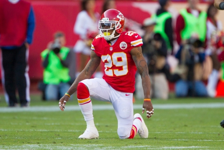 Chiefs' Eric Berry back in camp, ready to get back to work