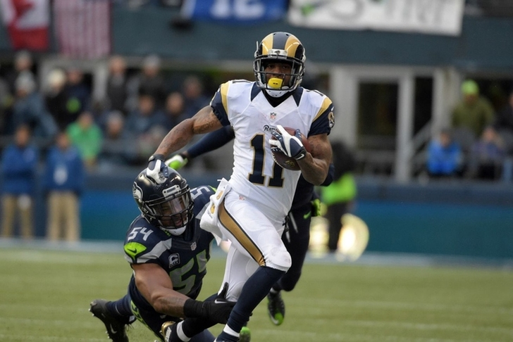 Tavon Austin, Rams agree to 4-year, $42M contract extension