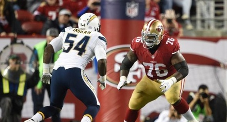 NFL Jerseys Nike - NFL Rumors: Tackle Anthony Davis, Safety Antoine Bethea Not on ...