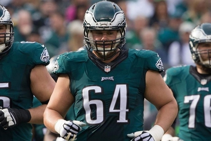Seahawks acquire offensive lineman Matt Tobin from Eagles