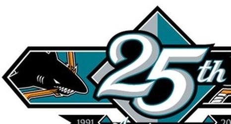 sharks launch 25th anniversary season 25 Anniversary Logo 25th Anniversary Logo Ideas