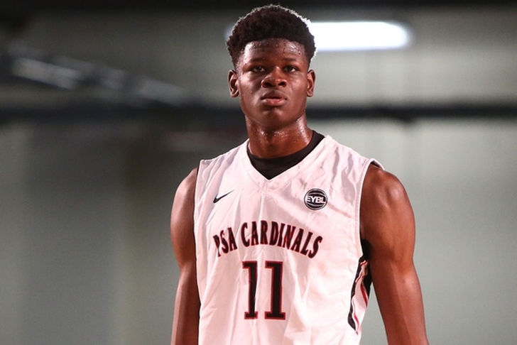 Texas lands top prep recruit Mohamed Bamba