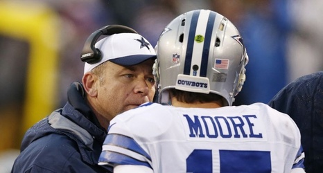 Image result for kellen moore scott linehan cowboys