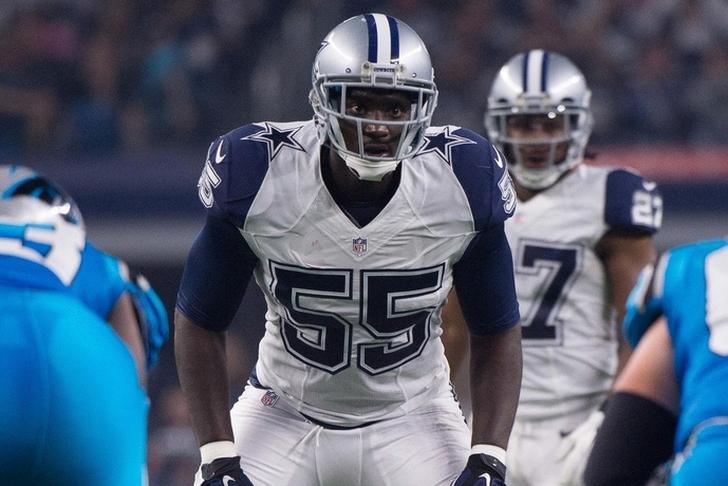 LB Justin Durant returning to Cowboys team needing depth