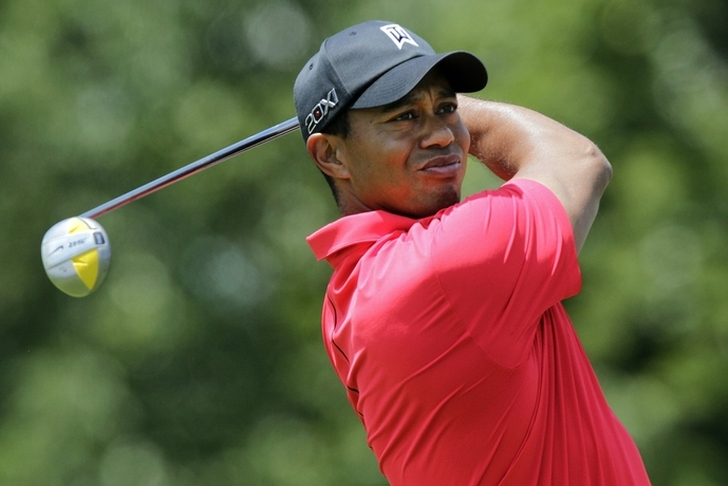 Tiger Woods posts video to rebut rumors of his demise