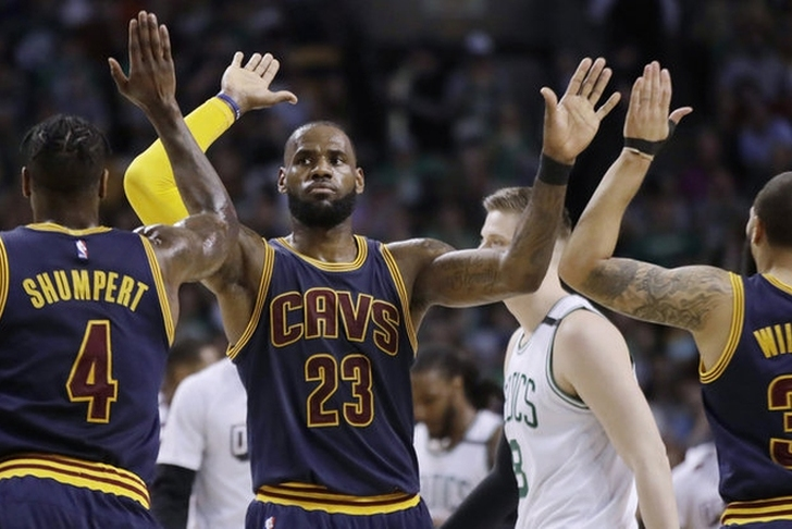 Cleveland Cavaliers vs Boston Celtics Game 5: Lineups and Preview 5/25/17