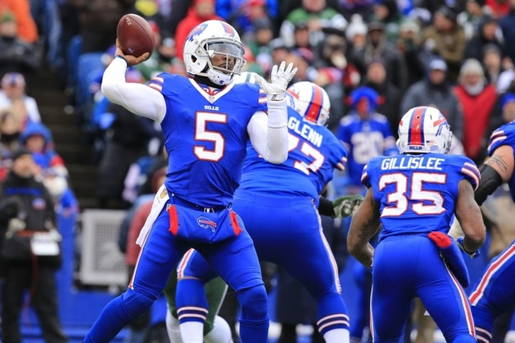 Bills sign Taylor to contract extension