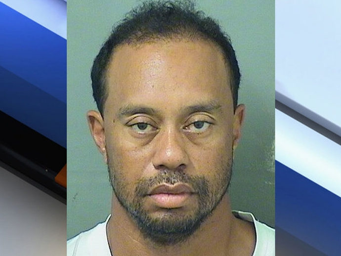 Tiger Woods And The 11 Most Amazing Athlete Mugshots Of All-Time