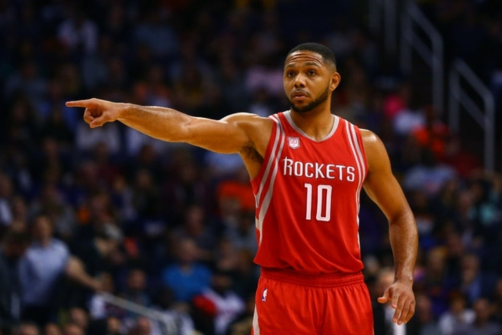 Houston Rockets guard Eric Gordon named Sixth Man of the Year