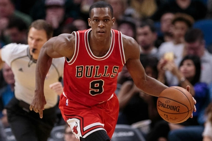 Lakers Trying To Sign Rajon Rondo