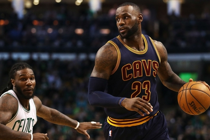 No surprise: It's Cavs-Warriors in the NBA Finals yet again