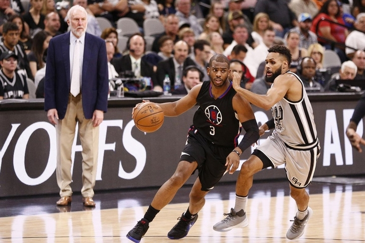 Chris Paul Could Give Spurs 'Serious Consideration' In Free Agency