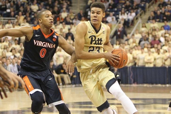Pitt Grad Transfer Cameron Johnson Commits To North Carolina class=