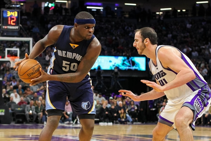 TMZ Reports Former Grizzlie Zach Randolph Arrested In LA On Drug Charges