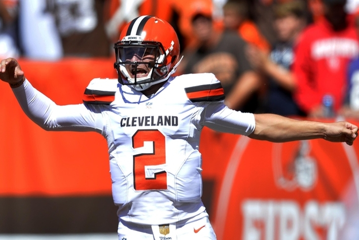 Manziel announces on Twitter he's turning things around