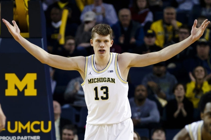 Michigan Basketball: Moritz Wagner To Return For Junior Season