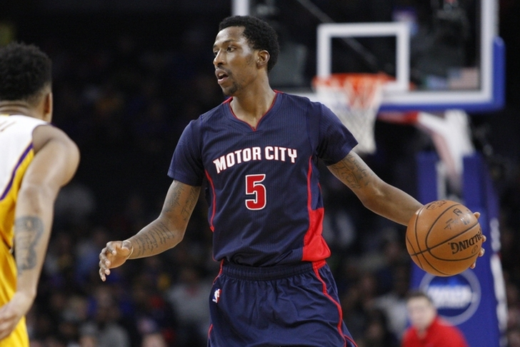 Pistons renouncing Kentavious Caldwell-Pope, making him a UFA