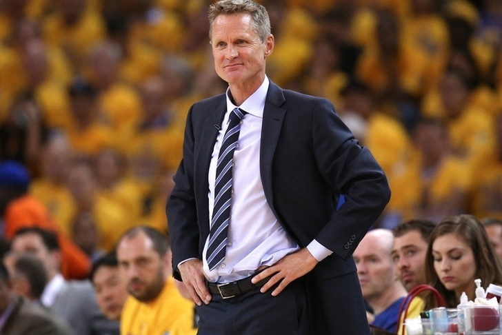 Golden State's Steve Kerr wins Coach of the Year
