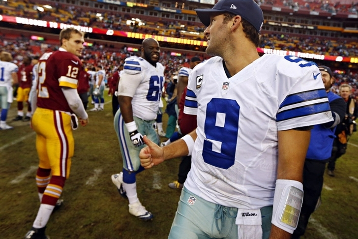 There are many reasons why a Redskins-Cousins-Romo deal won't happen