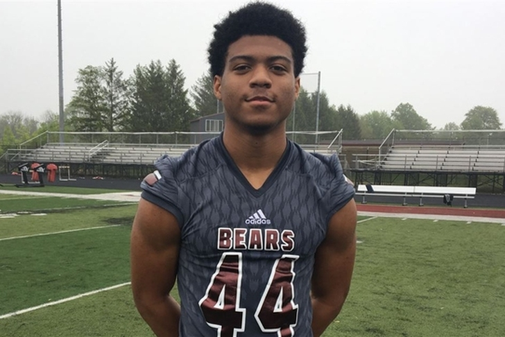 Four-star LB Cameron McGrone commits to MI