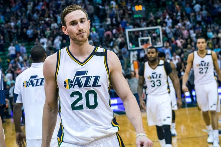 Gordon Hayward reportedly set to sign with the Boston Celtics