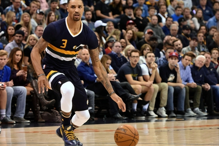 Woj: Lakers meet with George Hill, discuss one-year deal