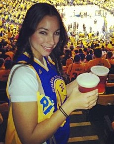 Warriors Have The Hottest Fans In The NBA