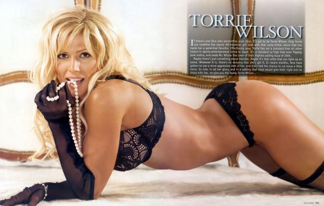 Torrie Wilson Pictures - Torrie Wilson