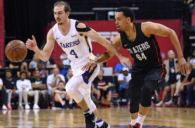 Lakers Injury Report: Moe Wagner, Alex Caruso Out For ...
