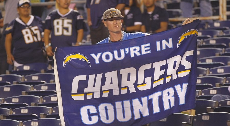 Chargers Enter Nfl Season Like No Other