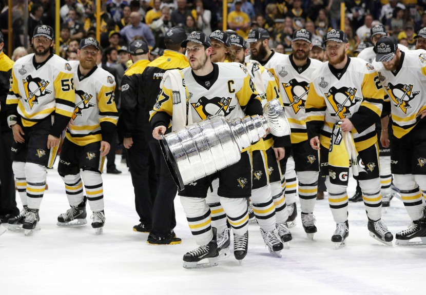 a research on the pittsburgh penguins a hockey team