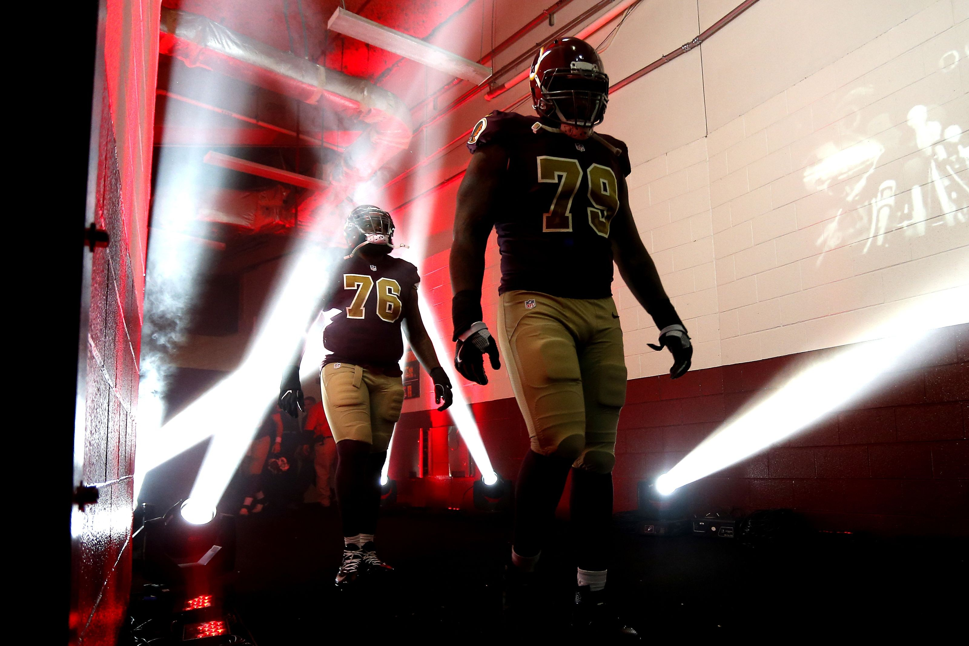 outlet store bbef6 8b8ee Redskins UDFA Spotlight: Can Chidi Okeke help to replace Ty ...