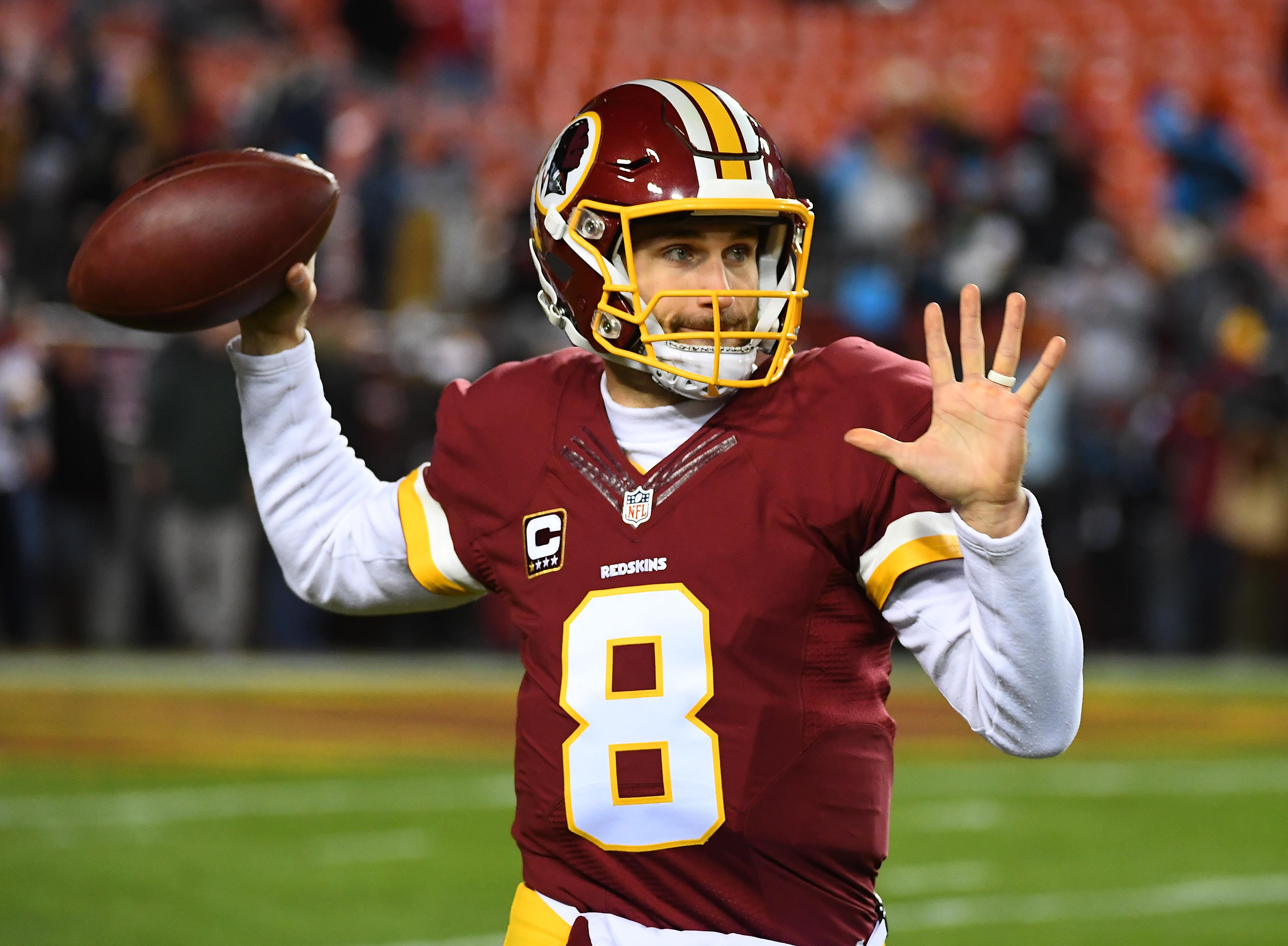 huge discount e2fba 7d0ae Washington Redskins against Color Rush jersey, and here's why