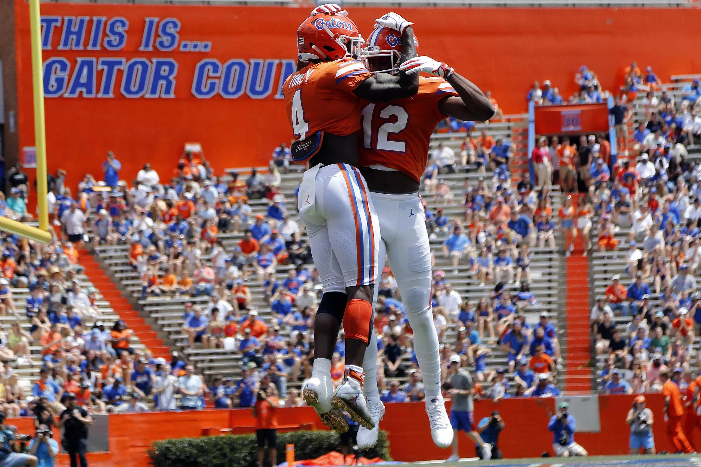 Preview Gators NFL Haven Coverage: Florida 2020 Hogs Draft
