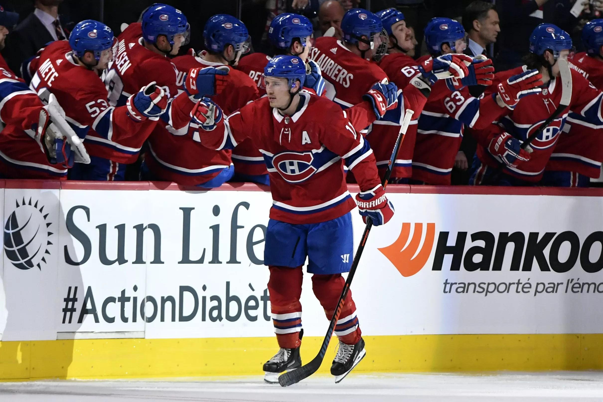 Capitals vs. Canadiens Recap  Washington Wastes One 3e0183c06d79