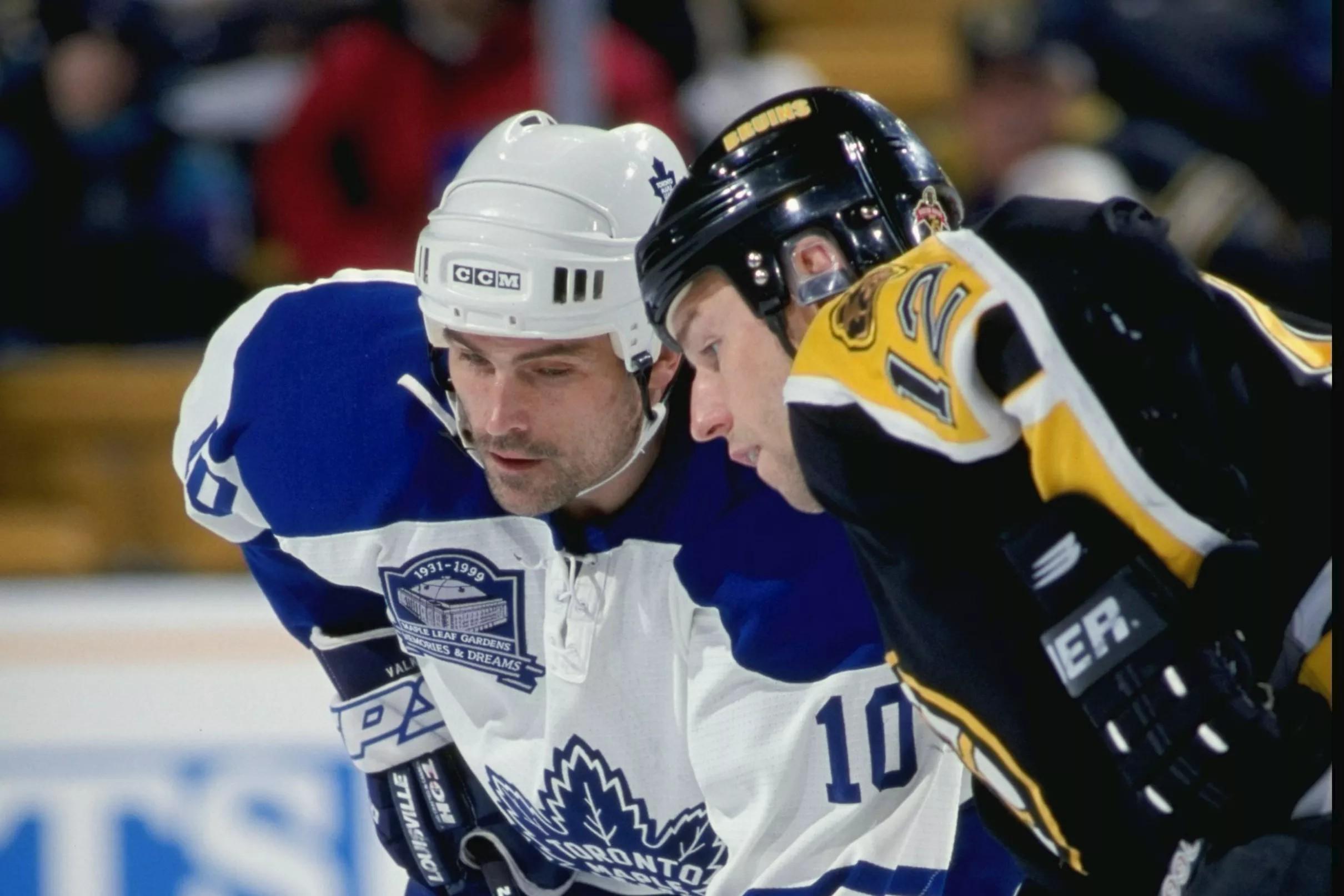 Nhl Playoff History Toronto Maple Leafs Vs Boston Bruins