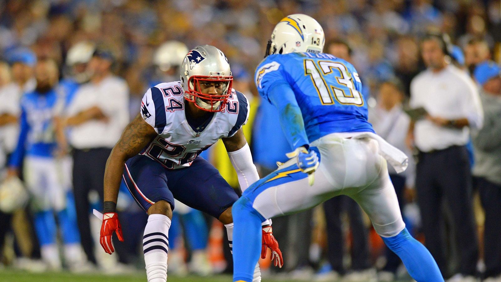 Sunday Nfl Thoughts Patriots Wide Receivers And Injury