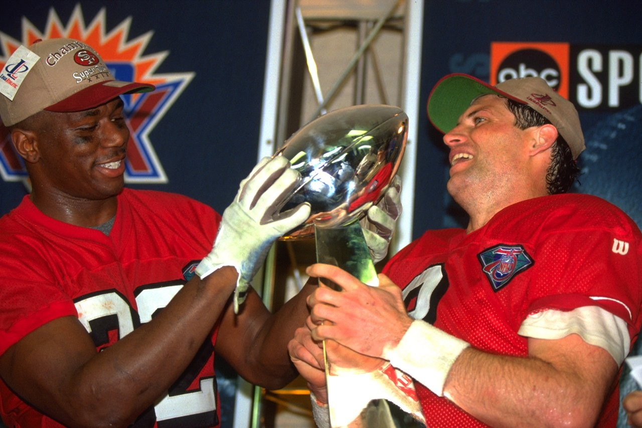 Jan 29 1995 Steve Young Leads 49ers To Fifth Lombardi