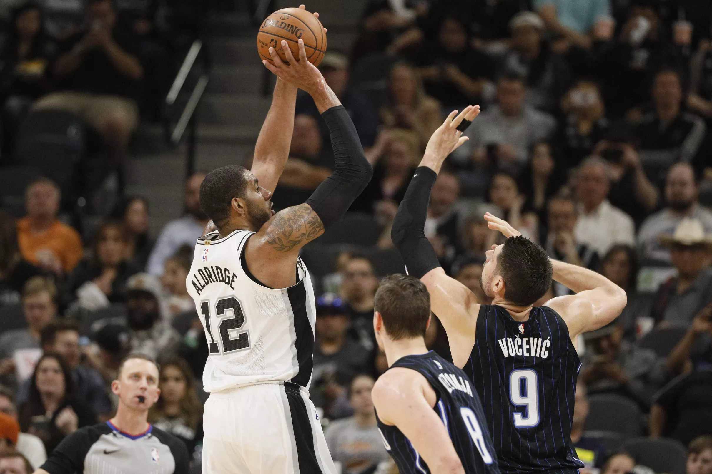 a757c0c5f Preseason Game Preview  San Antonio Spurs at Orlando Magic