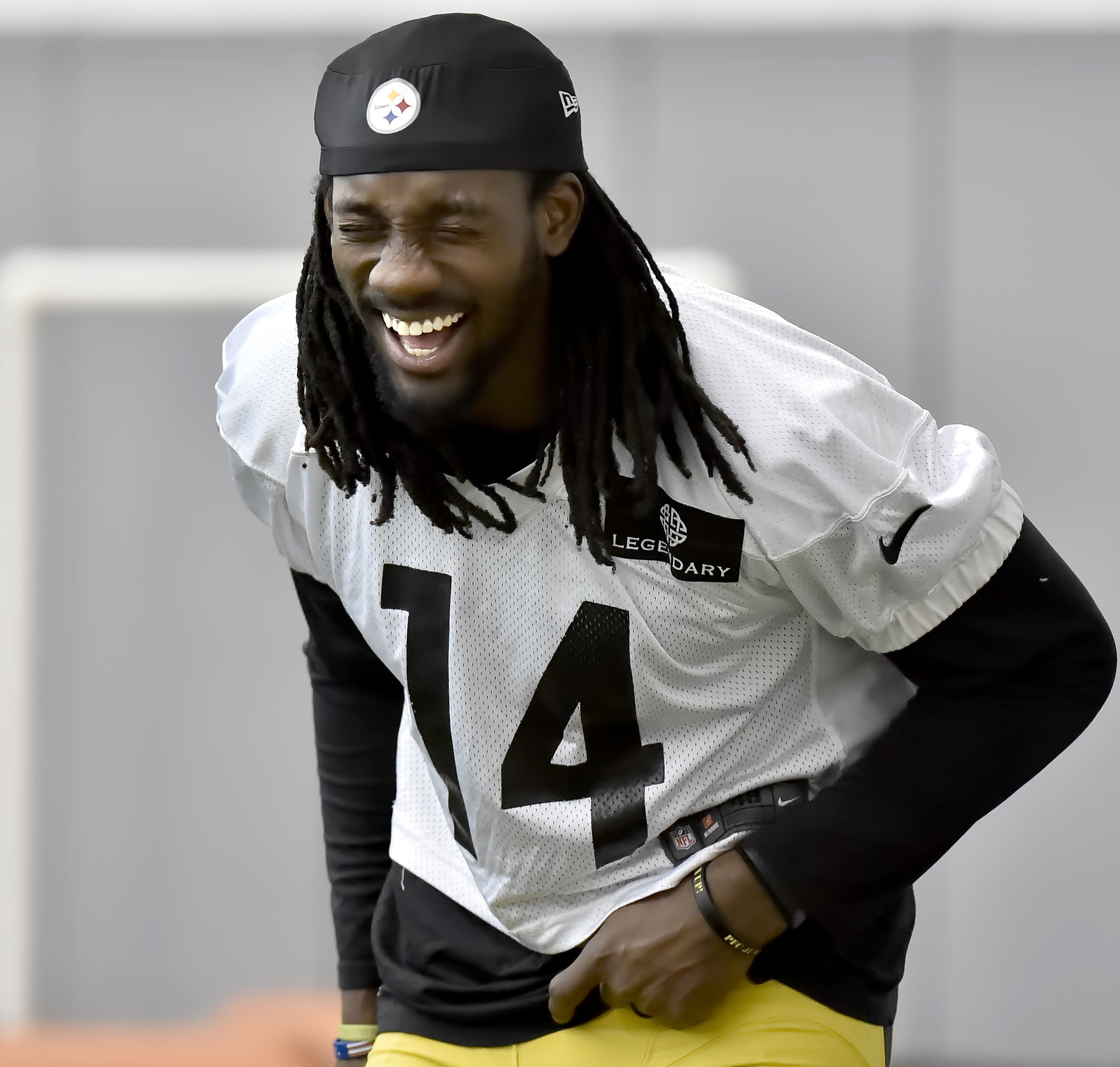 Sammie Coates Knows He Still Has A Lot To Prove