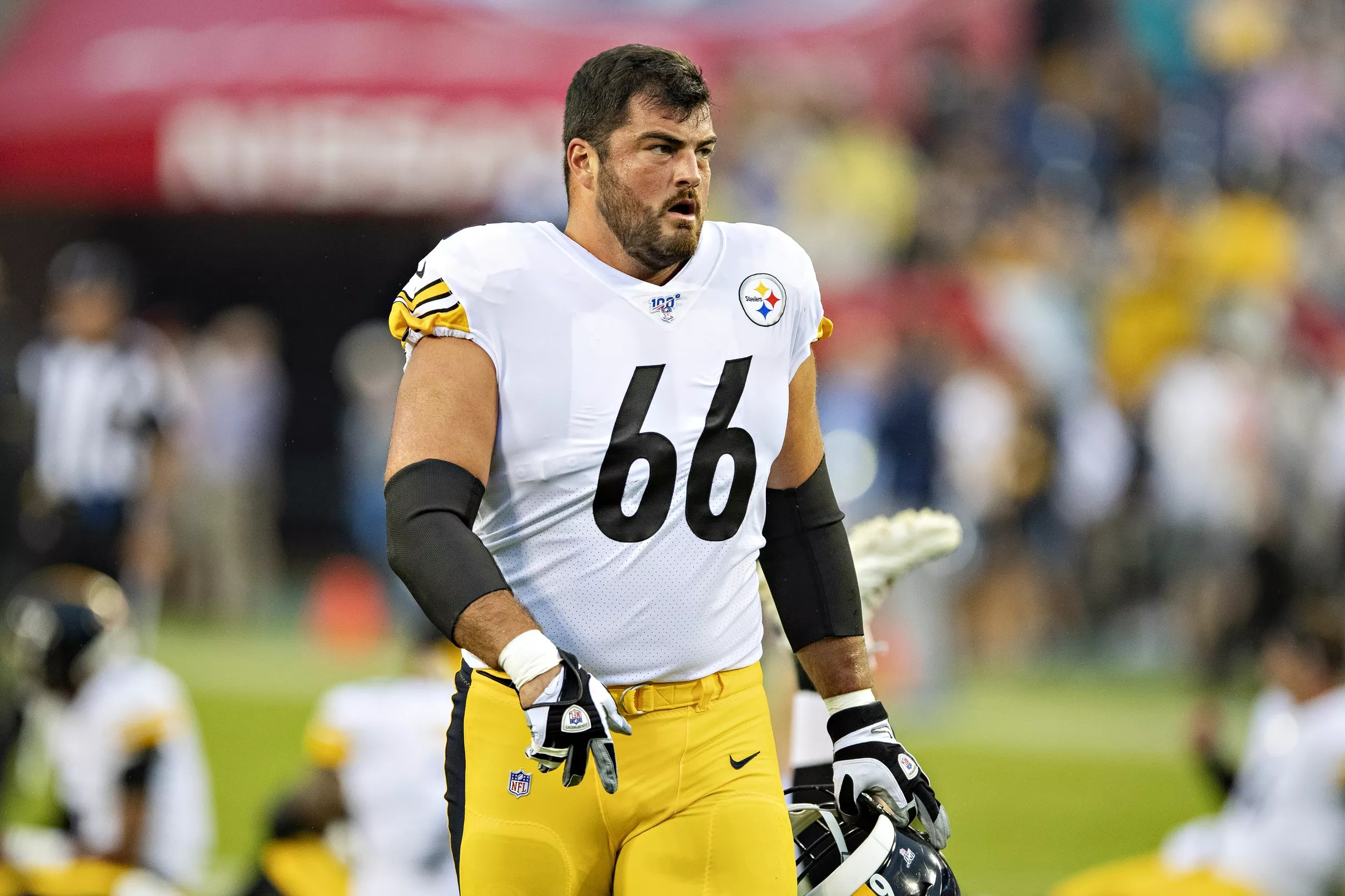 Time is running out to enter to win a signed David DeCastro football!