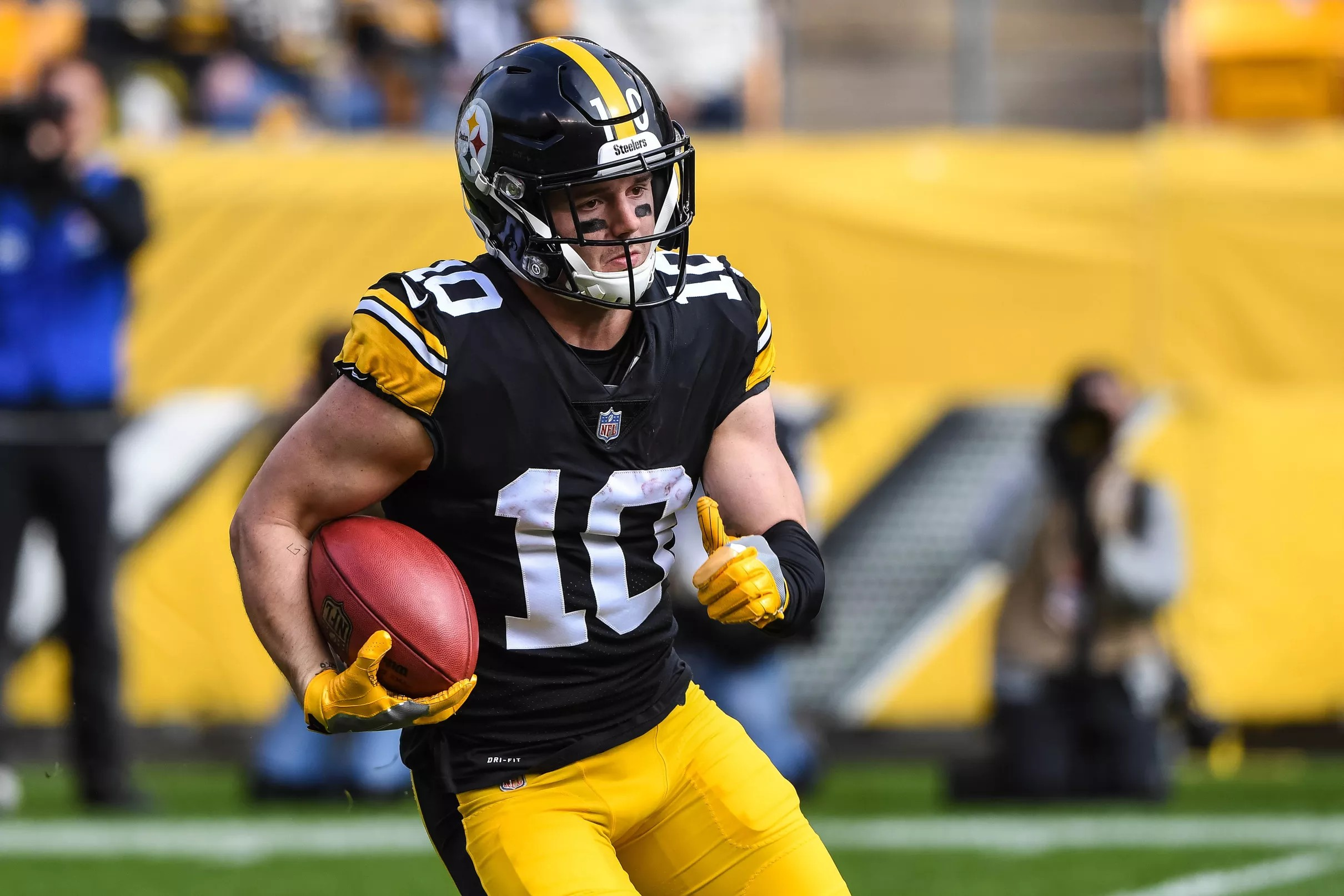 detailed look ec89a faeec Ryan Switzer's journey to the Steelers could be viewed as a ...