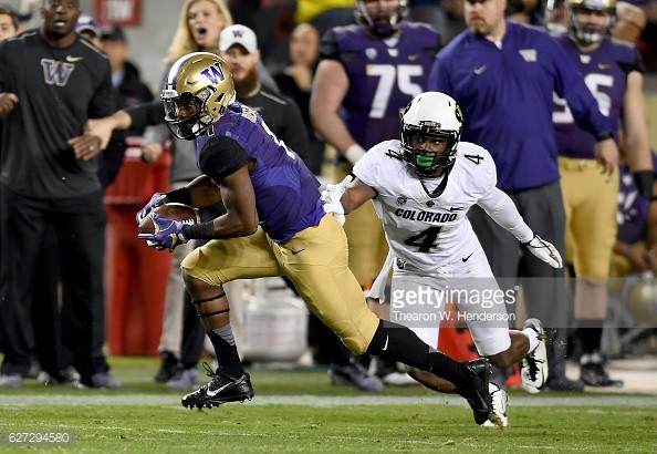 Steelers' Scout Attends Colorado's Pro DaySteelers Scout