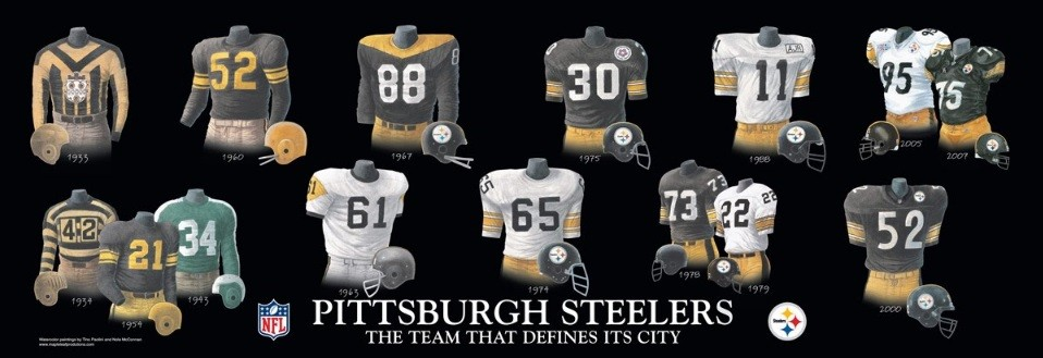 new style 675de 8ac9b Steelers To Annnounce New Throwbacks May 30th