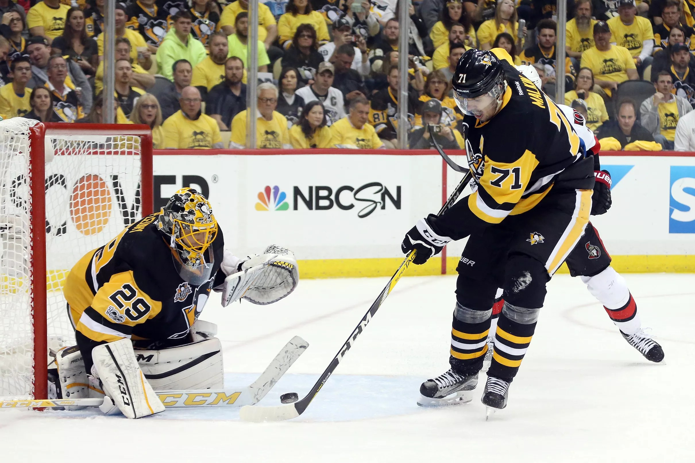 Pittsburgh Penguins NHL Expansion Draft Protection List Set
