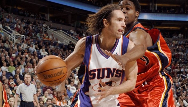Suns to Induct Steve Nash into Ring of Honor