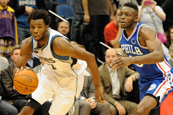 Timberwolves vs. Sixers at a glance